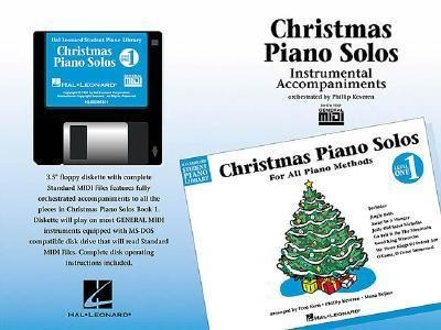 Christmas Piano Solos - Level 1 - GM Disk: Hal Leonard Student Piano Library - Kirke