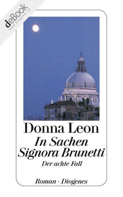 In Sachen Signora Brunetti - Donna Leon