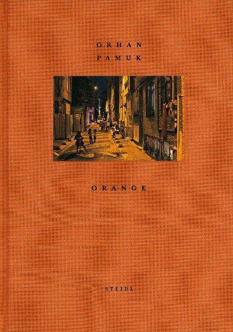 Orange - Orhan Pamuk