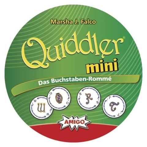 Quiddler mini - Marsha J. Falco