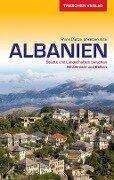 Reiseführer Albanien - Frank Dietze, Alite Shkëlzen