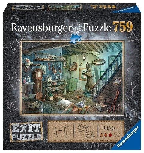 Exit 8: Im Gruselkeller - Puzzle 759 Teile -