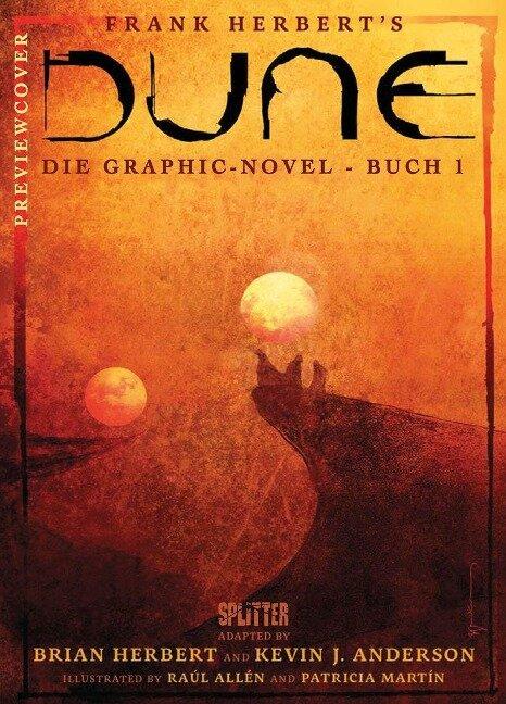 Dune (Graphic Novel). Band 1 - Frank Herbert, Brian Herbert, Kevin J Anderson