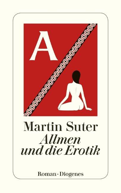 Allmen und die Erotik - Martin Suter