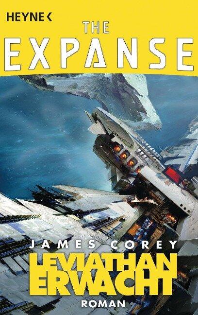 Leviathan erwacht - James S. A. Corey