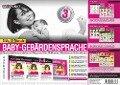 Info-Tafel-Set Baby-Gebärdensprache - Michael Schulze
