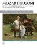 Mozart/Busoni: Duettino concertante - Ferruccio Busoni