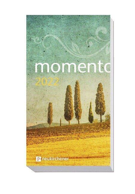 momento 2022 - Taschenbuch -