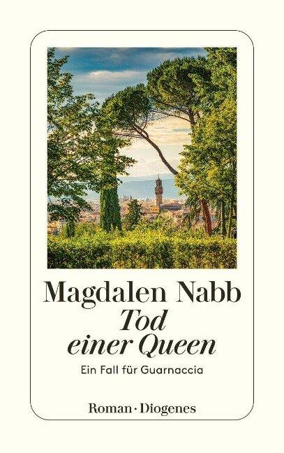 Tod einer Queen - Magdalen Nabb