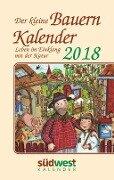 Der kleine Bauernkalender 2018 Taschenkalender -