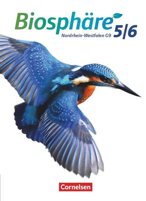 Biosphäre Sekundarstufe I - Gymnasium Nordrhein-Westfalen G9 5./6. Schuljahr - Schülerbuch -