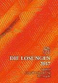 Die Losungen für Deutschland 2017 Geschenkausgabe Großdruck -