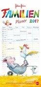 Helme Heine Familienplaner - Kalender 2017 - Helme Heine