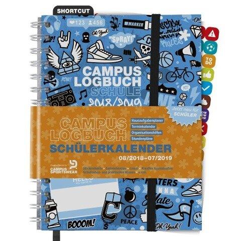 CampusLogbuch SCHULE 2018/19 -