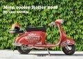 Mein cooler Roller 2018 Wandkalender - Chris Haddon