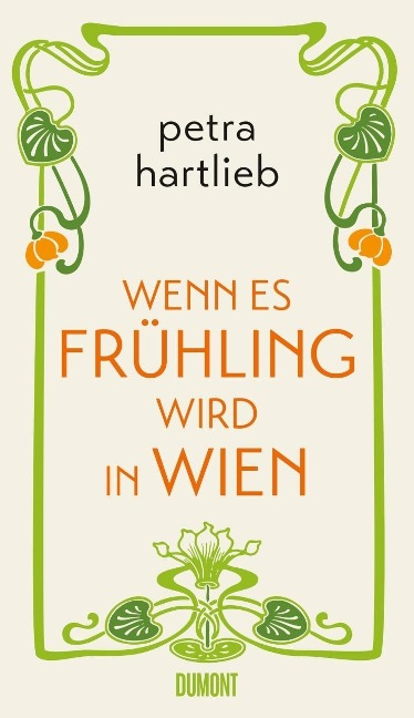 Wenn es Frühling wird in Wien - Petra Hartlieb