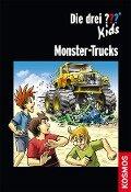 Die drei ??? Kids. Monster-Trucks (drei Fragezeichen Kids) - Christoph Dittert