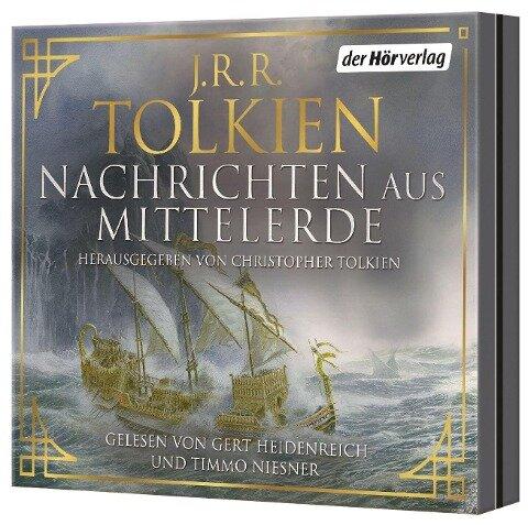 Nachrichten aus Mittelerde - J. R. R. Tolkien