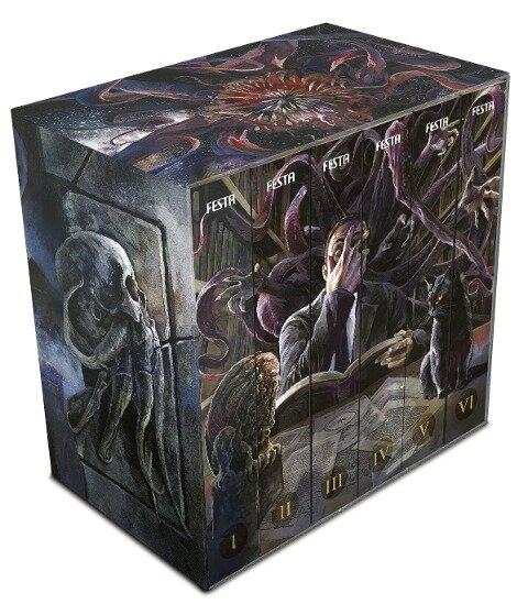 H. P. Lovecraft - Das Gesamtwerk im Schuber - H. P. Lovecraft