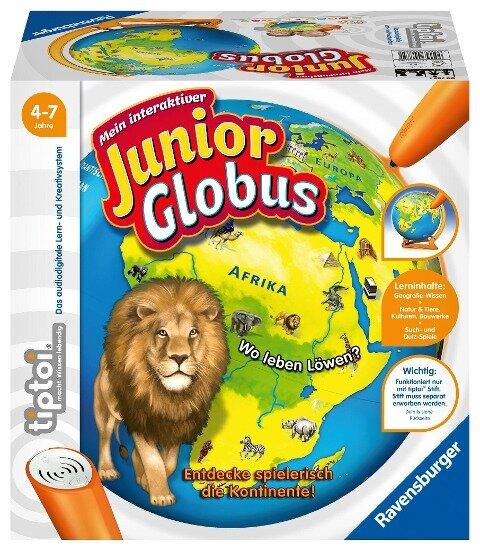 tiptoi® Mein interaktiver Junior Globus -