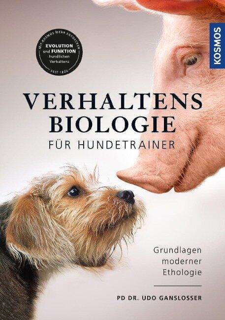 Verhaltensbiologie für Hundetrainer - Udo Gansloßer