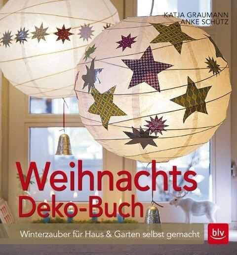 Weihnachtsdeko-Buch - Katja Graumann