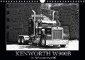 KENWORTH W900B - in Schwarzweiß (Wandkalender 2019 DIN A4 quer) - Ingo Laue