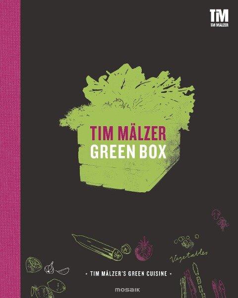Green Box - Tim Mälzer's Green Cuisine - US-Edition - Tim Mälzer