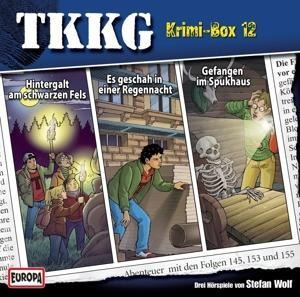 TKKG Krimi-Box 12 -