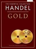 Händel Gold The Essential Collection Piano Solo Book -