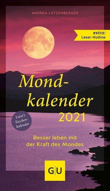 Mondkalender 2021 - Andrea Lutzenberger
