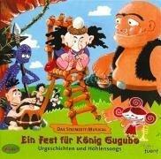 Ein Fest für König Gugubo. CD