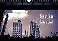 Berlin-Underground (Wandkalender 2018 DIN A4 quer) - Michael Bücker