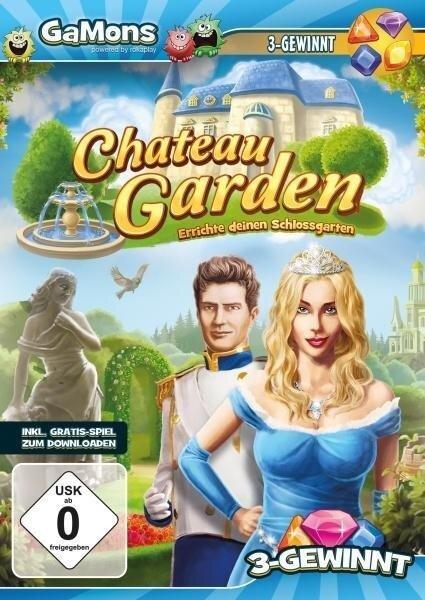 GaMons - Chateau Garden. Für Windows Vista/7/8/8.1/10 -