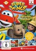 Super Wings 05. Elefantenbabybad -