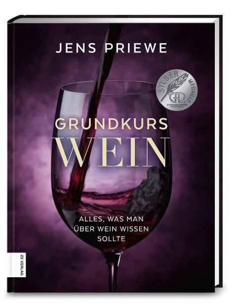 Grundkurs Wein - Jens Priewe