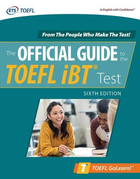 Official Guide to the TOEFL Test -