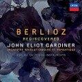 Berlioz Rediscovered (8 CDs + DVD) - John Eliot Gardener, D. Brown, Orchestre Révolutionnaire et Romantique