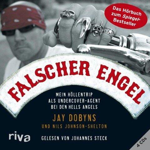 Falscher Engel - Jay Dobyns, Nils Johnson-Shelton