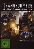 Transformers 1-4 Collection -