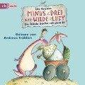 Minus Drei und die wilde Lucy - Die blöde Sache mit dem Ei - Ute Krause