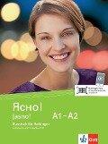 Jasno! Lehrbuch mit 2 Audio-CDs A1-A2 -