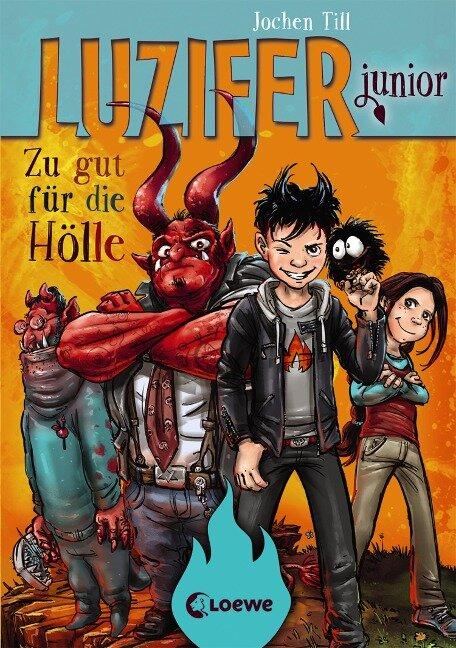 Luzifer junior - Zu gut für die Hölle - Jochen Till