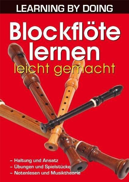 Blockflöte lernen leicht gemacht - Herb Kraus