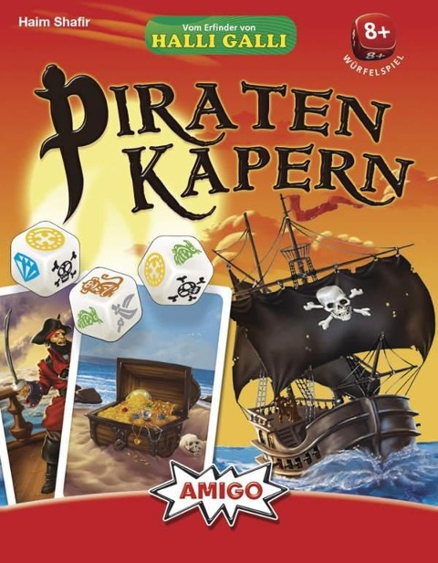 Piraten Kapern -