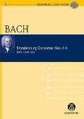 Brandenburgische Konzerte - Johann Sebastian Bach