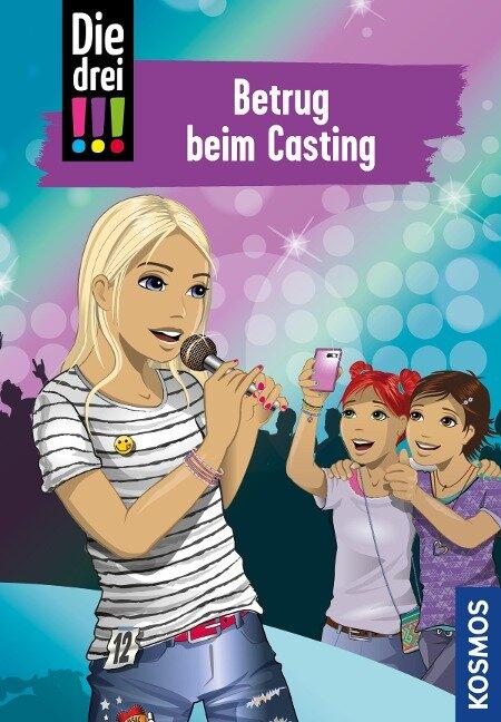 Die drei !!!, 2, Betrug beim Casting (drei Ausrufezeichen) - Henriette Wich