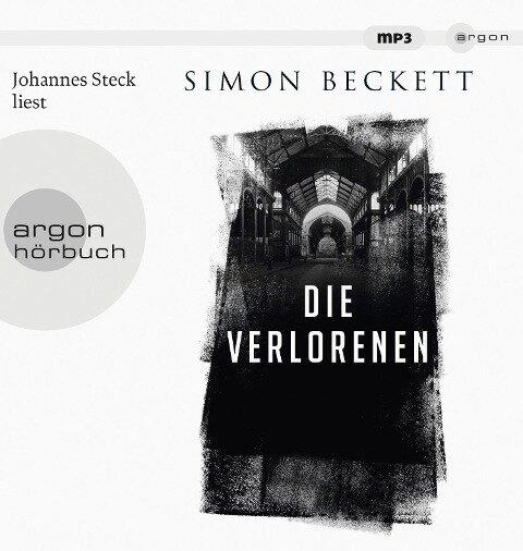 Die Verlorenen - Simon Beckett