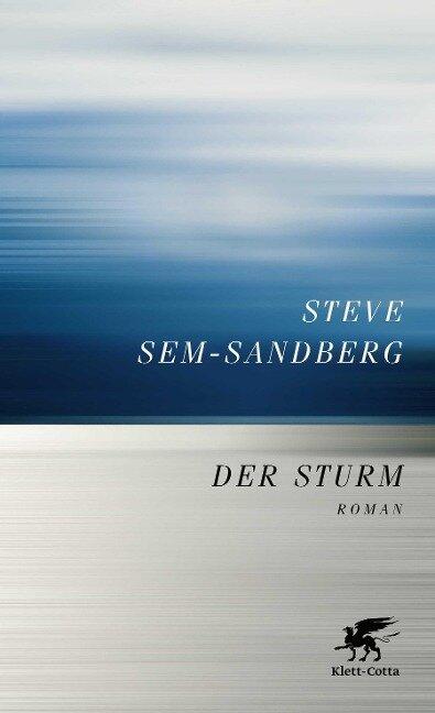 Der Sturm - Steve Sem-Sandberg