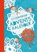 Illustrierter Adventskalender -